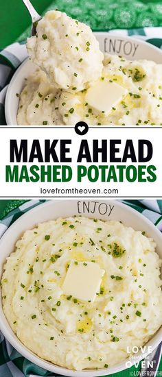 My favorite Crock Pot Mashed Potatoes. Love that these can be made ahead so easy for a Thanksgiving side dish! My favorite Crock Pot Mashed Potatoes. Love that these can be made ahead so easy for a Thanksgiving side dish! Pioneer Woman Mashed Potatoes, Make Ahead Mashed Potatoes, Crockpot Mashed Potatoes, Crock Pot Potatoes, Potato Recipes Crockpot, Mashed Potato Recipes, Cooking Recipes, Crockpot Meals, Crockpot Stuffing