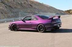 Nissan Skyline GTR-R33 purple, http://www.daidegasforum.com/forum/foto-video-4-ruote/594893-nissan-skyline-gtr-r33-raccolta-foto-thread.html