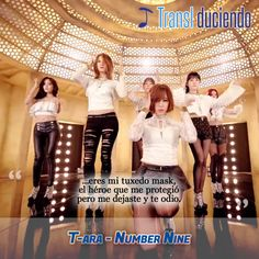 T-ara - Number nine | #Tara #KPop