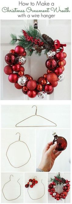 Simple Cute Winter and Christmas Decor for 2017