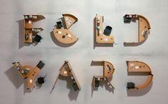 こんなオフィスで働きたい!オシャレなアルファベット型デスク - ISUTA(イスタ)オシャレを発信するニュースサイト