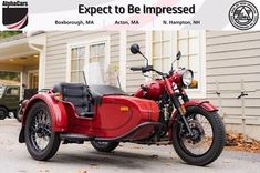 eBay: 2016 Ural Retro Classic Maroon Custom 1 owner low mileage fully serviced financing #motorcycles #biker