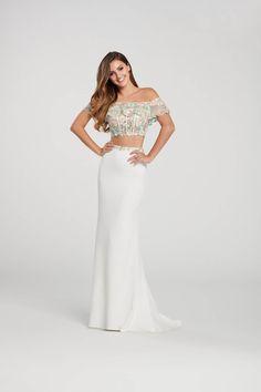 5d140b4a3 Ellie Wilde EW119012 - International Prom Association #lookswelove  #promdressesipa Prom Dress Stores, Prom