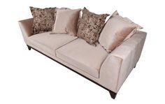 O Sofá Brunello é multifuncional podendo ser nas versões 3 e 2 lugares e também com chaise e canto. Almofada de assento D 26 com encosto composto por almofadas soltas. Disponível em várias cores e tecidos, conforme nosso mostruário. http://moradamoveis.com/