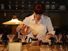 ムーンファクトリーコーヒー…三軒茶屋