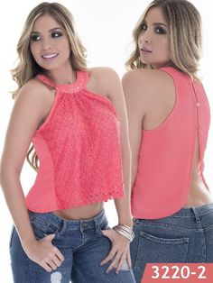Blusas Beautiful Outfits, Cute Outfits, Blouse Styles, Summer Tops, Summer Wear, Refashion, Casual Looks, Ideias Fashion, Womens Fashion