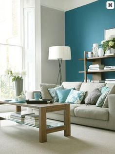 3 Ideas to Color your Living Room
