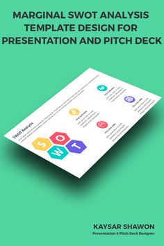 Swot Analysis Template For Powerpoint Swot Analysis Powerpoint