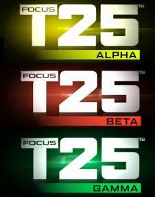 focus t25 alpha beta gamma