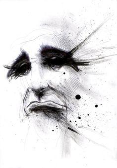 Juxtapoz Magazine - Reader Art: Krossj   Reader Art