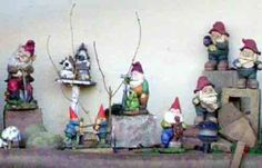 Collectible Gnomes