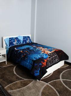 Amazon.com: Star Wars Poster Full/Queen Comforter: Posters & Prints
