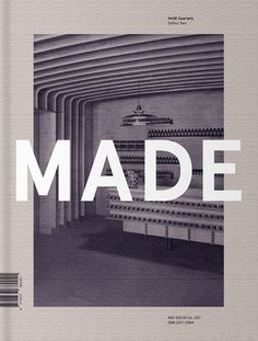 magazinewall:  Made Quarterly (Melbourne, Australie / Australia)