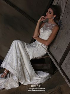 Victor Harper Wedding Dress and Bridal Gown Collection