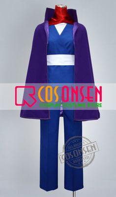 Gintama Mutsu Cosplay Costume All Sizes Custom