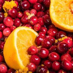 Cranberry-Orange Balsamic Vinegar
