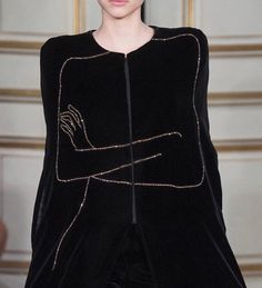 39 Ideas Embroidery Ideas For Dresses Haute Couture For 2019 Fashion Details, Look Fashion, Fashion Art, High Fashion, Womens Fashion, Fashion Design, Vogue Beauty, Style Haute Couture, Inspiration Mode