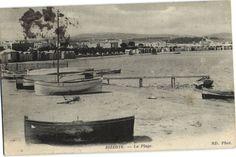 CPA Tunisie Bizerte La Plage  (25617)