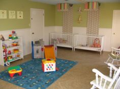 Church Nursery Design Ideas | Church Nursery and Toddler Room