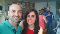 Con Laura Sánchez responsable de comunicación de @ceeivalencia en el evento de realidad virtual que organizaron ayer.  www.guillerkrax.es  #emprendedor #blog #influencer #marketing #digital #branding #redes #sociales #social #media #creativo #ideas #valencia #instagram #spain #rv #realidad #virtual #future