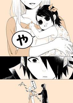Mama who's that black guy? Naruto Comic, Anime Naruto, Funny Naruto Memes, Naruto Uzumaki, Sasuke Uchiha Sakura Haruno, Boruto, Sasusaku Doujinshi, Narusaku, Naruhina