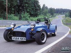 Caterham rs500