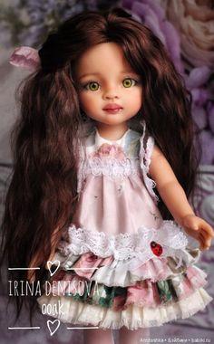 ООАК Азалия Паола Рейна / ООАК Paola Reina, Antonio Juan, Carmen Gonzalez / Бэйбики. Куклы фото. Одежда для кукол