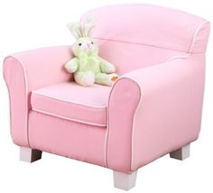 KidKraft Laguna Chair With Slip Cover Pink    Want To Know More, Click On