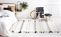 HOME & LIVING: Trails and Echoes rugs by Amigos de Hoy