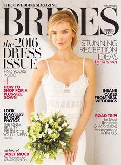 Brides - April 2016