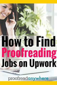 Can you really make money as a proofreader on Upwork? These are some hard facts about getting hired for a job.