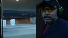 """One of the qualifying pistol drills for The Federal Air Marshal Service and other Federal Law Enforcement Agencies, """"The Six Round Rhythm Drill."""""""