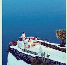 Capri wedding...