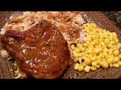 Smothered Pork Chops Amp Onion Gravy By The Cajun Ninja Youtube You Tube In 2019 Pork Chop