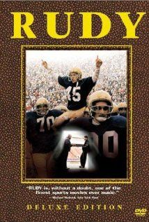 Rudy - the best movie ever!