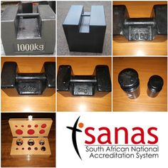 Sales, Service and Repairs of all Mass Pieces from to tonne with SANAS Calibration Certificate. Pretoria, Tonne, Weights, Certificate, Instruments, Number, Weight Training, Musical Instruments, Tools