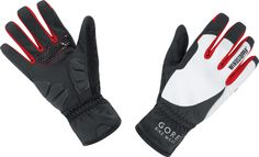 GORE BIKE WEAR Power Windstopper Soft Shell Lady - Guantes de ciclismo para mujer, color negro, talla 4