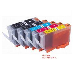 $21.48 (Buy here: https://alitems.com/g/1e8d114494ebda23ff8b16525dc3e8/?i=5&ulp=https%3A%2F%2Fwww.aliexpress.com%2Fitem%2Fwholesale-Sale-10-PCS-2SETS-OF-PGI-5BK-CLI-8-compatible-Ink-Cartridges-For-canon-IP4500%2F32369942643.html ) 15 PCS 3 SET OF PGI-5 BK CLI-8  PGI 5  CLI 8  compatible  Ink Cartridges For canon IP4500 IP4200 MX850 MP500 MP530 MP610 Printer for just $21.48
