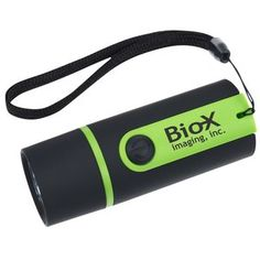 Pinpoint your promotional message on this custom flashlight!