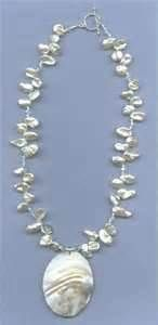 Image Search Results for Shell jewelry