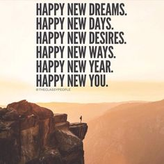 Wishing you a happy new year filled with love and opportunities