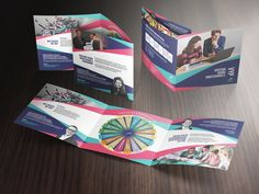 Venturn Young Professionals programme flyer - by James Kontargyris