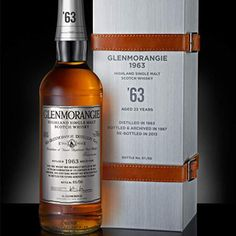 Glenmorangie unearths rare single malt from the 1960s