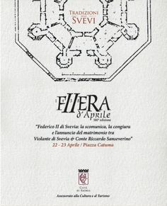 Italia Medievale: Federico II di Svevia: la scomunica, la congiura e l'annuncio del matrimonio tra Violante di Svevia e Conte Riccardo Sanseverino nel cuore della città