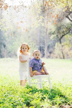 Springtime Easter Child Portraits // Our shoot with Chic Affairs featured on to Baby!