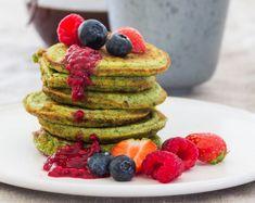 Antiinflammatoriske pandekager med spinat og ingefær | CookingClub