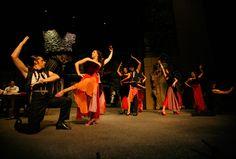 LA Opera - Carmen: A scene from Act 2. Photo: Robert Millard © LA Opera 2013