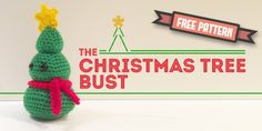 DIY Amigurumi Christmas Tree - FREE Crochet Pattern / Tutorial