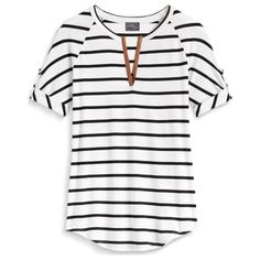 Stitch Fix Stylist: I would love to see this in my Fix. I like the simple and comfortable look of this shirt. Mode Style, Style Me, Simple Style, Stitch Fix Outfits, Stitch Fix Stylist, Dress To Impress, What To Wear, Cute Outfits, Shirts