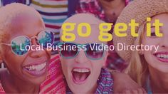 gogetit# | National Business Video Directory | 0208 665 4262